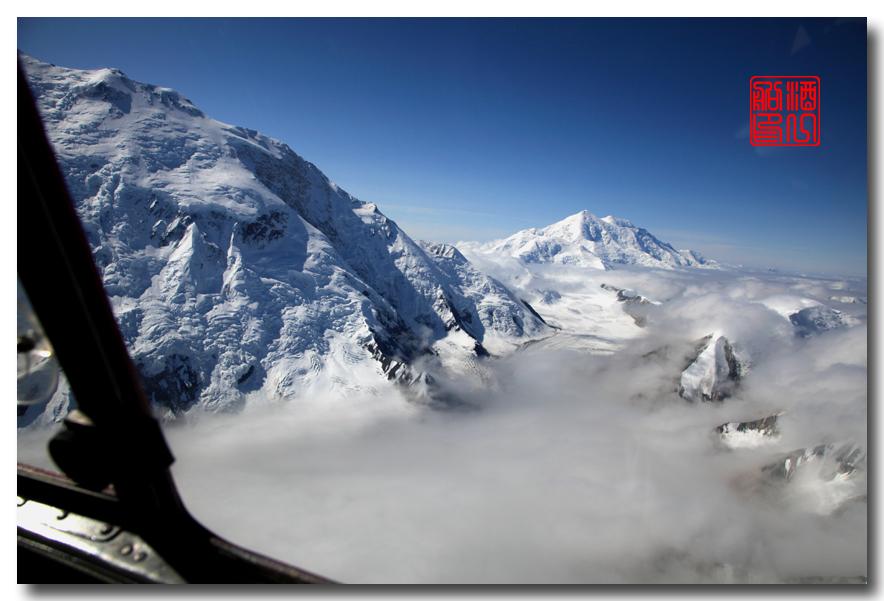 《原创摄影》:雪域飞天丹那力(1)- 梦中的阿拉斯加之十七 ... ... ... ... ... ...  ..._图1-30