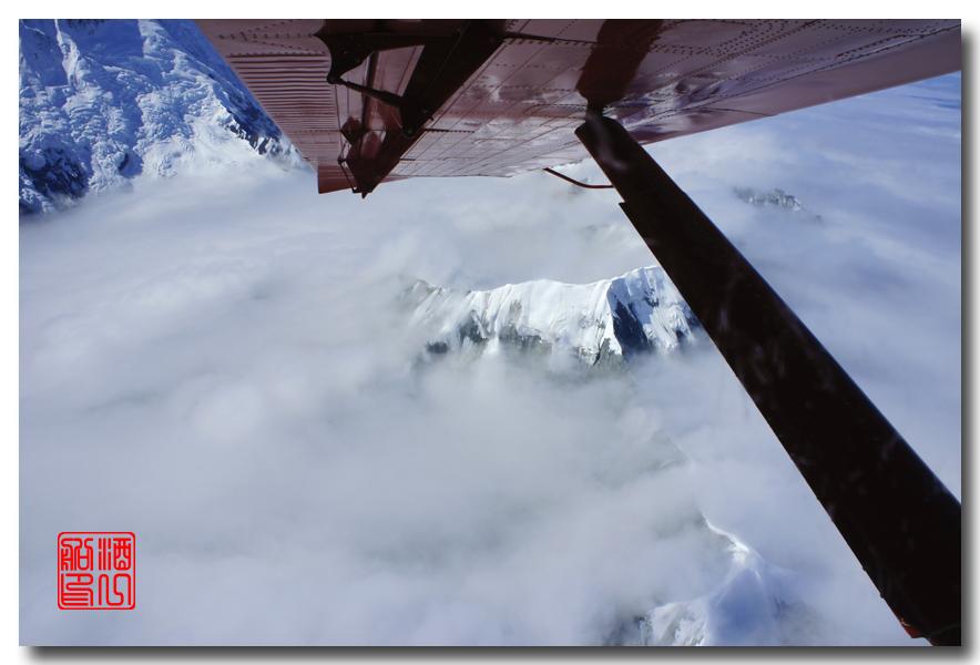 《原创摄影》:雪域飞天丹那力(1)- 梦中的阿拉斯加之十七 ... ... ... ... ... ...  ..._图1-31