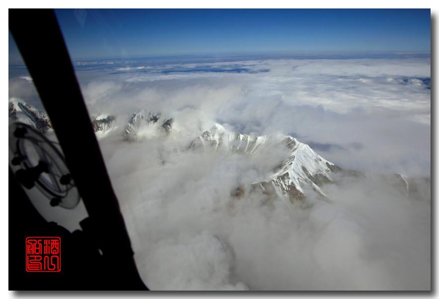 《原创摄影》:雪域飞天丹那力(1)- 梦中的阿拉斯加之十七 ... ... ... ... ... ...  ..._图1-32