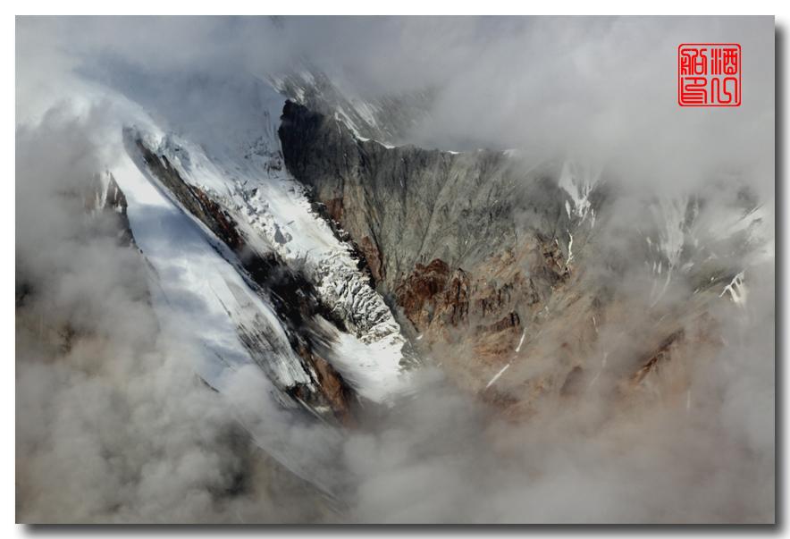 《原创摄影》:雪域飞天丹那力(1)- 梦中的阿拉斯加之十七 ... ... ... ... ... ...  ..._图1-33