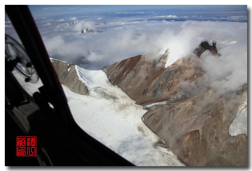 《原创摄影》:雪域飞天丹那力(1)- 梦中的阿拉斯加之十七 ... ... ... ... ... ...  ..._图1-34