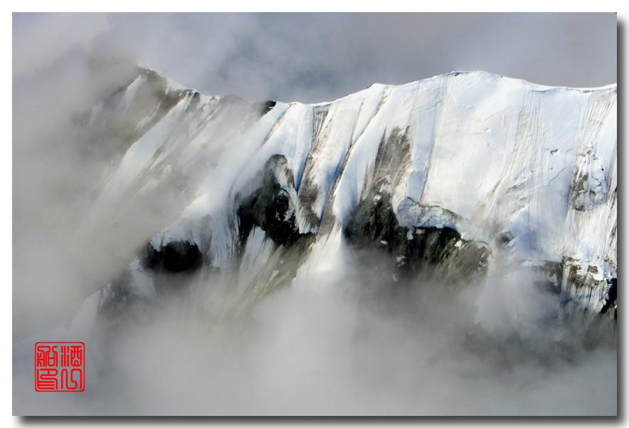 《原创摄影》:雪域飞天丹那力(1)- 梦中的阿拉斯加之十七 ... ... ... ... ... ...  ..._图1-35