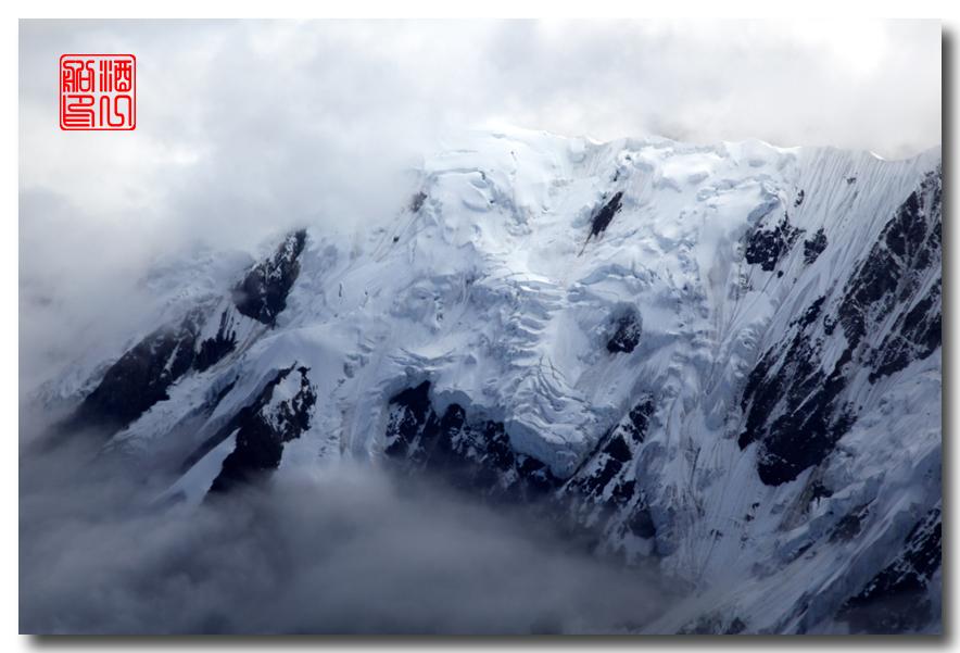 《原创摄影》:雪域飞天丹那力(1)- 梦中的阿拉斯加之十七 ... ... ... ... ... ...  ..._图1-37