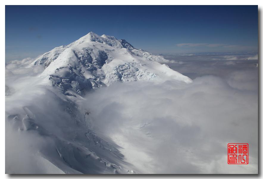 《原创摄影》:雪域飞天丹那力(1)- 梦中的阿拉斯加之十七 ... ... ... ... ... ...  ..._图1-38