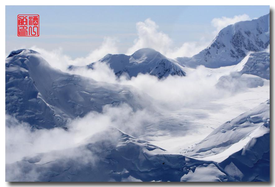 《原创摄影》:雪域飞天丹那力(1)- 梦中的阿拉斯加之十七 ... ... ... ... ... ...  ..._图1-40