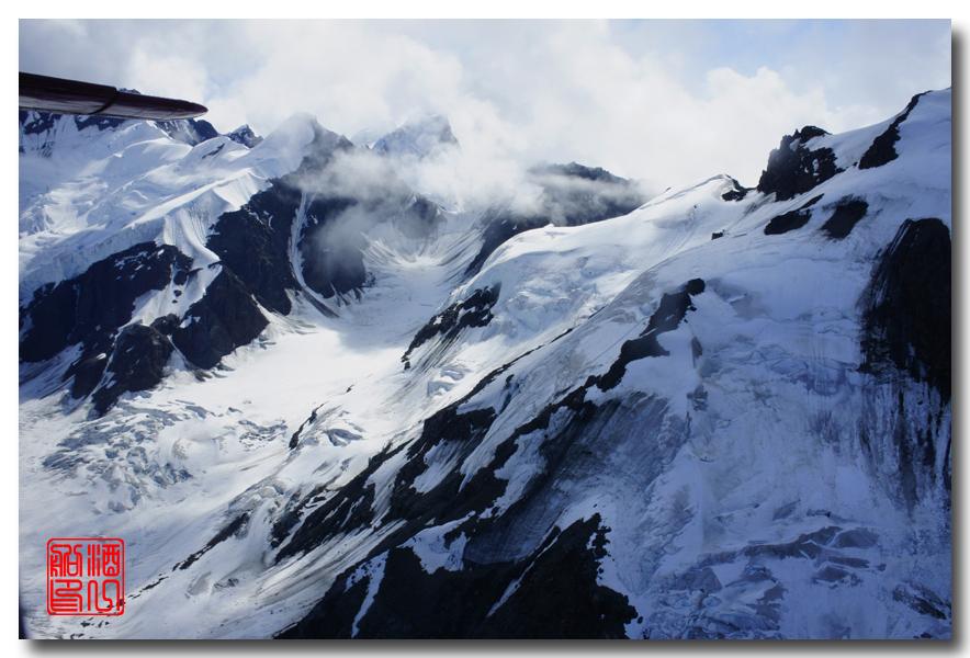 《原创摄影》:雪域飞天丹那力(1)- 梦中的阿拉斯加之十七 ... ... ... ... ... ...  ..._图1-41