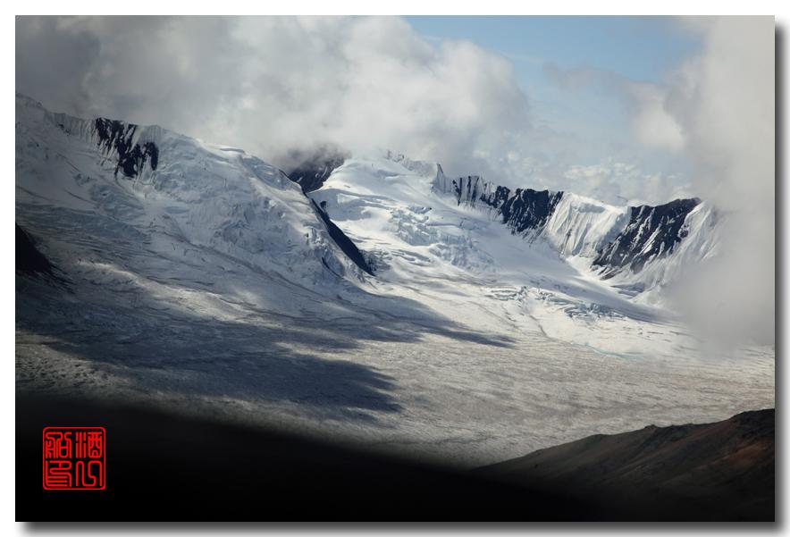 《原创摄影》:雪域飞天丹那力(1)- 梦中的阿拉斯加之十七 ... ... ... ... ... ...  ..._图1-42