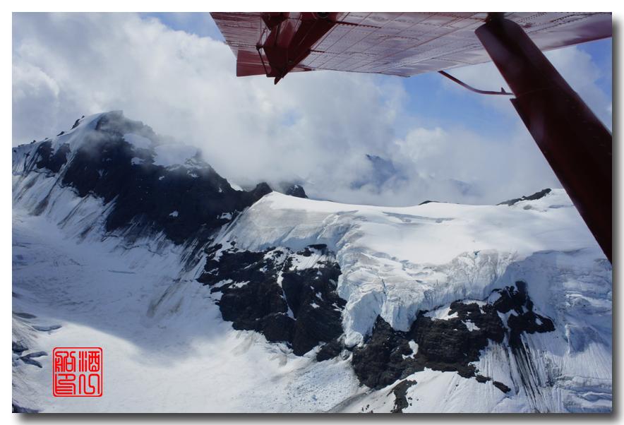 《原创摄影》:雪域飞天丹那力(1)- 梦中的阿拉斯加之十七 ... ... ... ... ... ...  ..._图1-43
