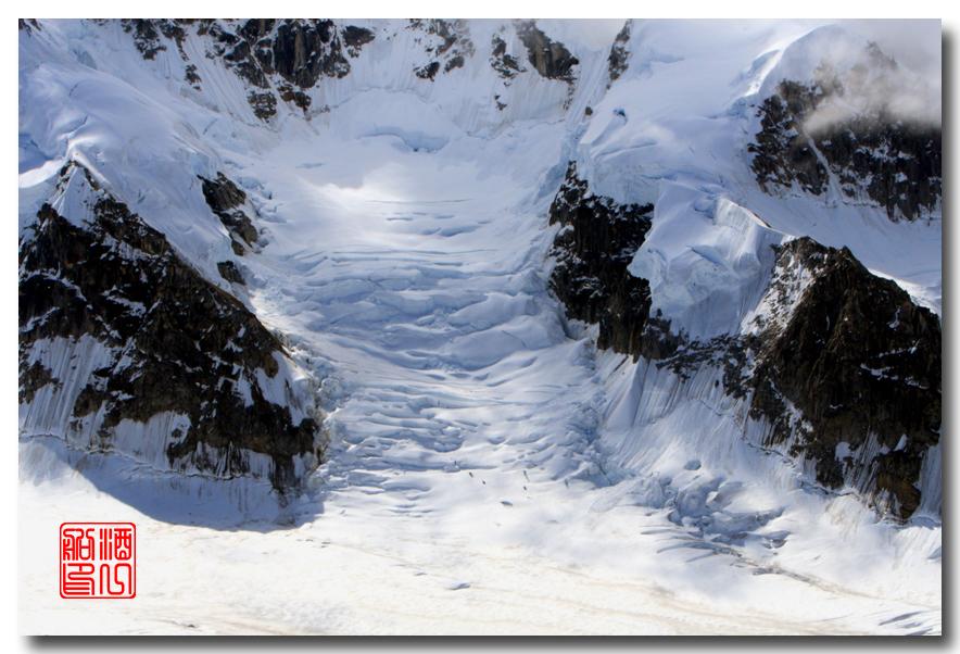 《原创摄影》:雪域飞天丹那力(1)- 梦中的阿拉斯加之十七 ... ... ... ... ... ...  ..._图1-45