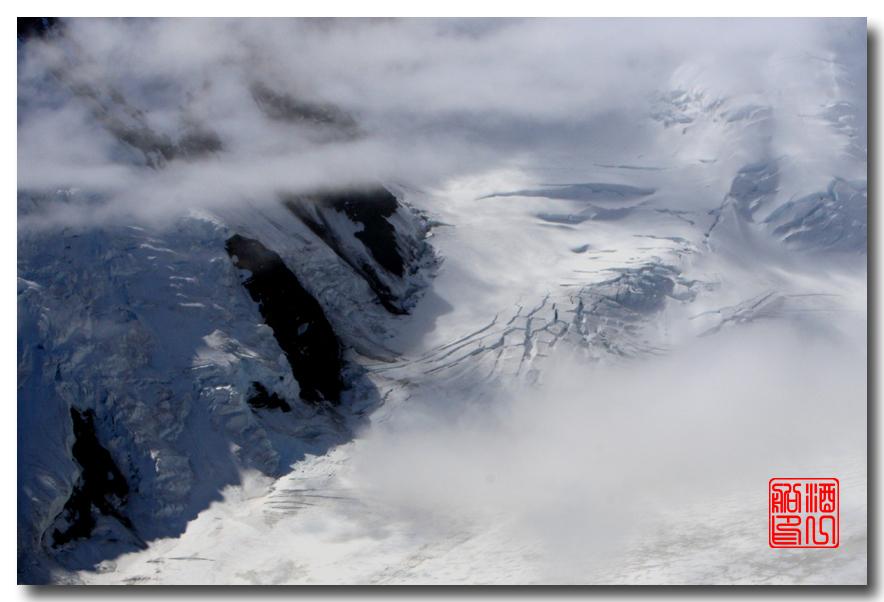 《原创摄影》:雪域飞天丹那力(1)- 梦中的阿拉斯加之十七 ... ... ... ... ... ...  ..._图1-46