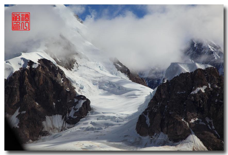 《原创摄影》:雪域飞天丹那力(1)- 梦中的阿拉斯加之十七 ... ... ... ... ... ...  ..._图1-47