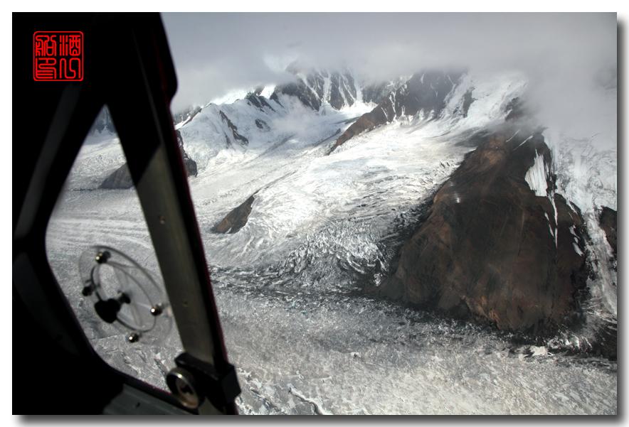 《原创摄影》:雪域飞天丹那力(1)- 梦中的阿拉斯加之十七 ... ... ... ... ... ...  ..._图1-48