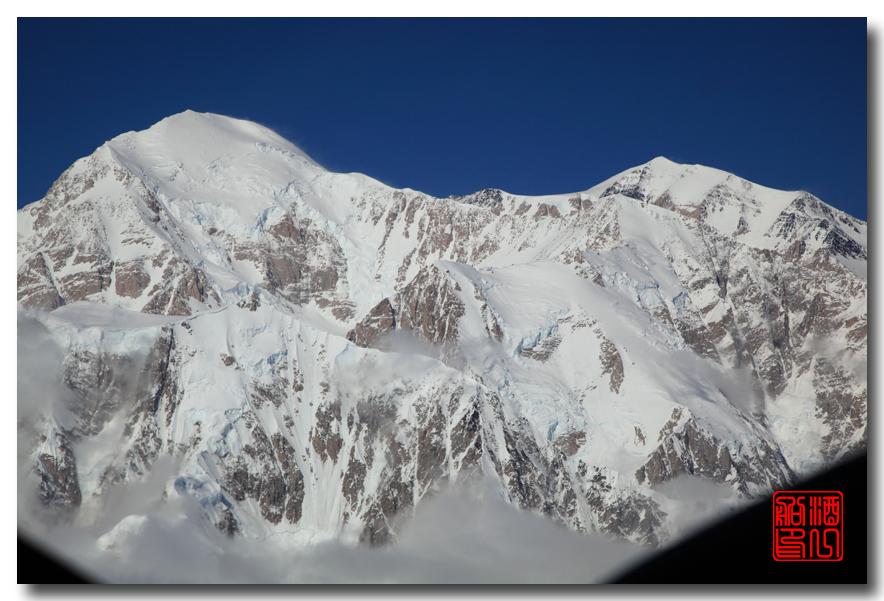 《原创摄影》:雪域飞天丹那力(1)- 梦中的阿拉斯加之十七 ... ... ... ... ... ...  ..._图1-49