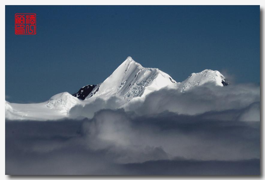 《原创摄影》:雪域飞天丹那力(1)- 梦中的阿拉斯加之十七 ... ... ... ... ... ...  ..._图1-52