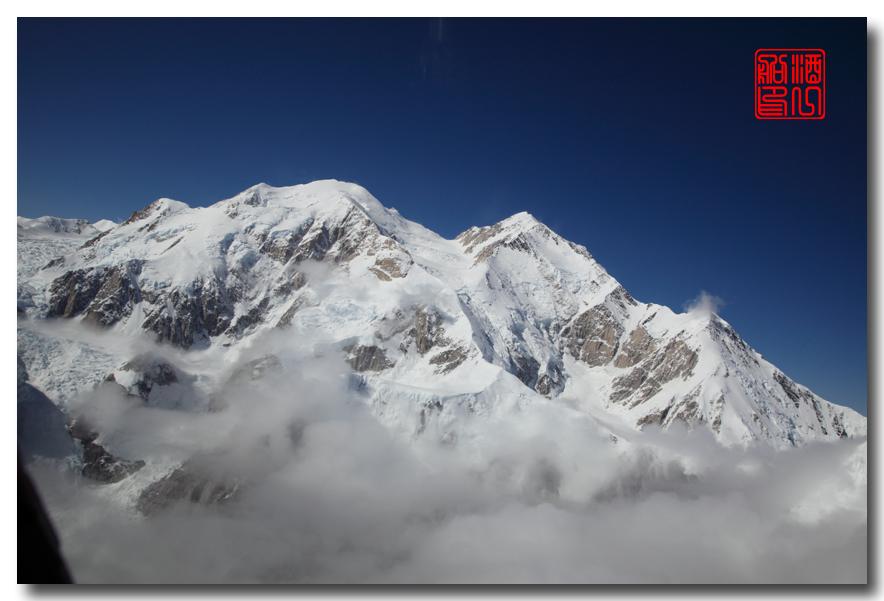 《原创摄影》:雪域飞天丹那力(1)- 梦中的阿拉斯加之十七 ... ... ... ... ... ...  ..._图1-51