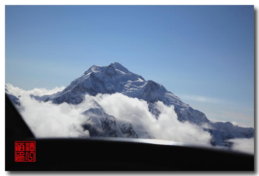 《原创摄影》:雪域飞天丹那力(1)- 梦中的阿拉斯加之十七 ... ... ... ... ... ...  ..._图1-54