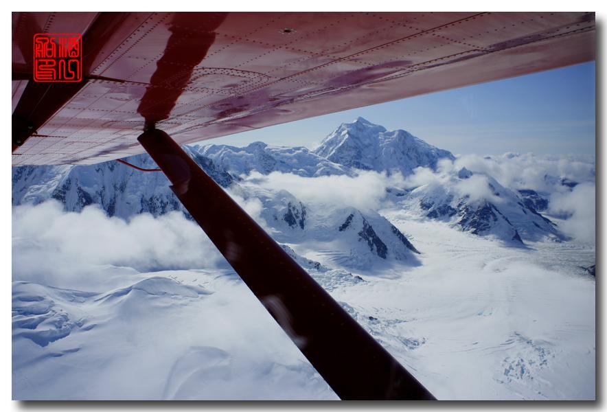 《原创摄影》:雪域飞天丹那力(1)- 梦中的阿拉斯加之十七 ... ... ... ... ... ...  ..._图1-55