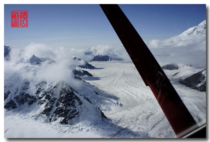 《原创摄影》:雪域飞天丹那力(1)- 梦中的阿拉斯加之十七 ... ... ... ... ... ...  ..._图1-57