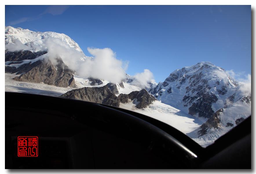 《原创摄影》:雪域飞天丹那力(1)- 梦中的阿拉斯加之十七 ... ... ... ... ... ...  ..._图1-58