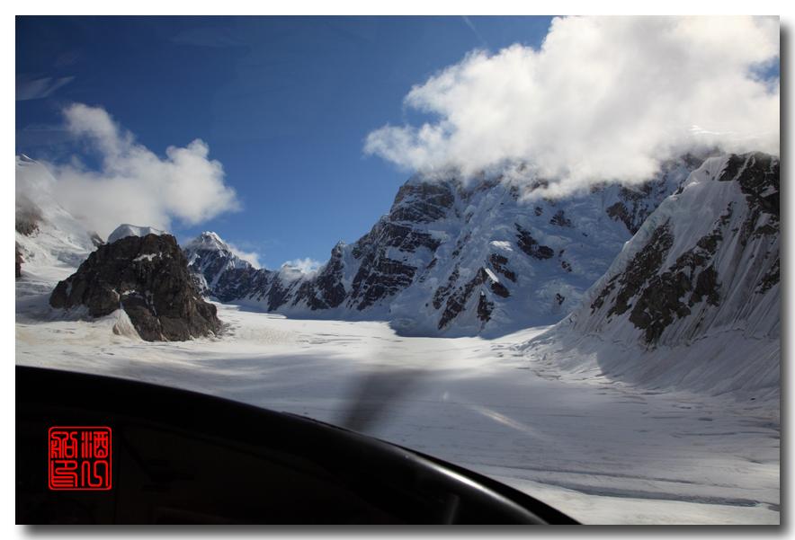 《原创摄影》:雪域飞天丹那力(1)- 梦中的阿拉斯加之十七 ... ... ... ... ... ...  ..._图1-60