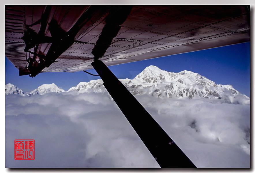 《原创摄影》:雪域飞天丹那力(1)- 梦中的阿拉斯加之十七 ... ... ... ... ... ...  ..._图1-1