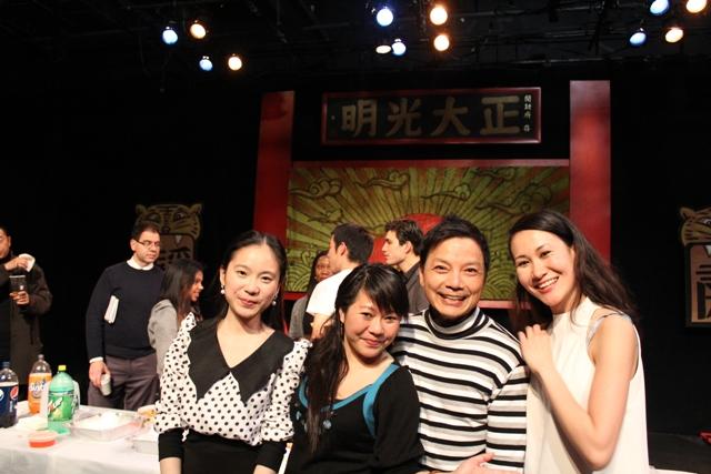 挑战外百老汇:中国历史名剧《灰阑记》在纽约双语上演_图1-15