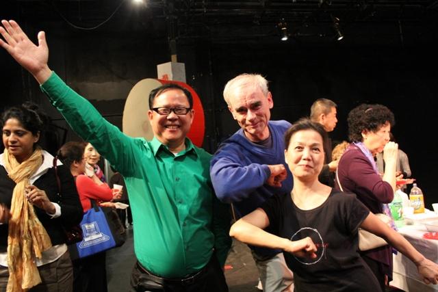 挑战外百老汇:中国历史名剧《灰阑记》在纽约双语上演_图1-16