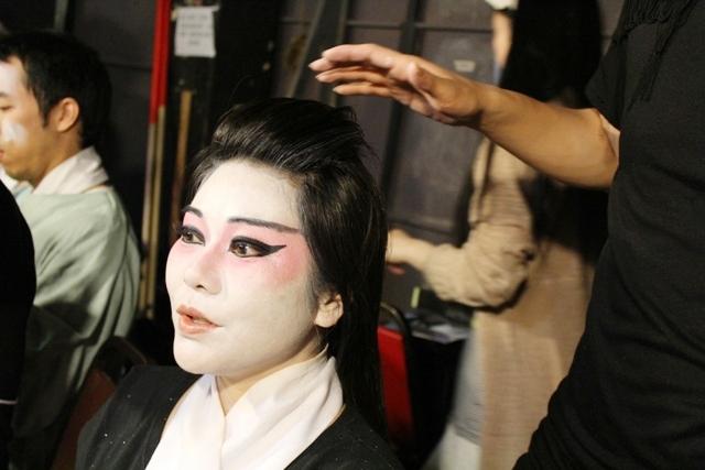 挑战外百老汇:中国历史名剧《灰阑记》在纽约双语上演_图1-18