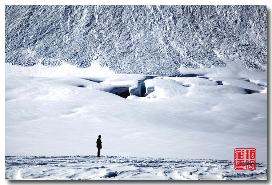 《原创摄影》:雪域飞天丹那力(2): 梦中的阿拉斯加之十八_图2-1