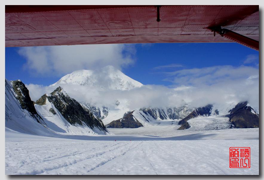 《原创摄影》:雪域飞天丹那力(2): 梦中的阿拉斯加之十八_图2-2