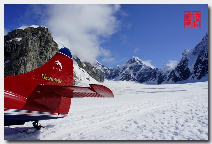 《原创摄影》:雪域飞天丹那力(2): 梦中的阿拉斯加之十八_图2-5