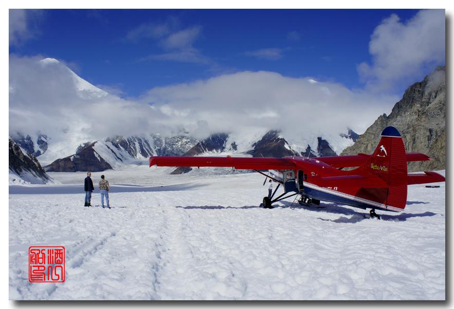 《原创摄影》:雪域飞天丹那力(2): 梦中的阿拉斯加之十八_图2-7