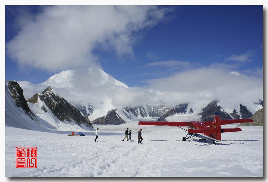 《原创摄影》:雪域飞天丹那力(2): 梦中的阿拉斯加之十八_图2-25