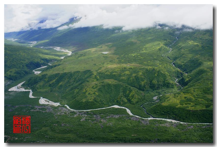 《原创摄影》:雪域飞天丹那力(2): 梦中的阿拉斯加之十八_图2-53