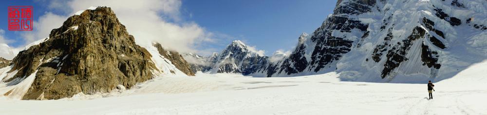 《原创摄影》:雪域飞天丹那力(2): 梦中的阿拉斯加之十八_图2-58