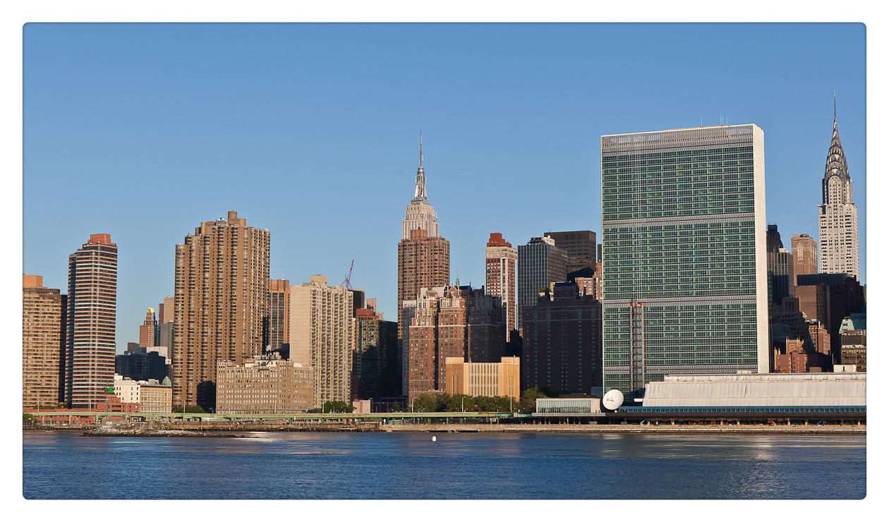 纽约长岛市江边风景_图1-8