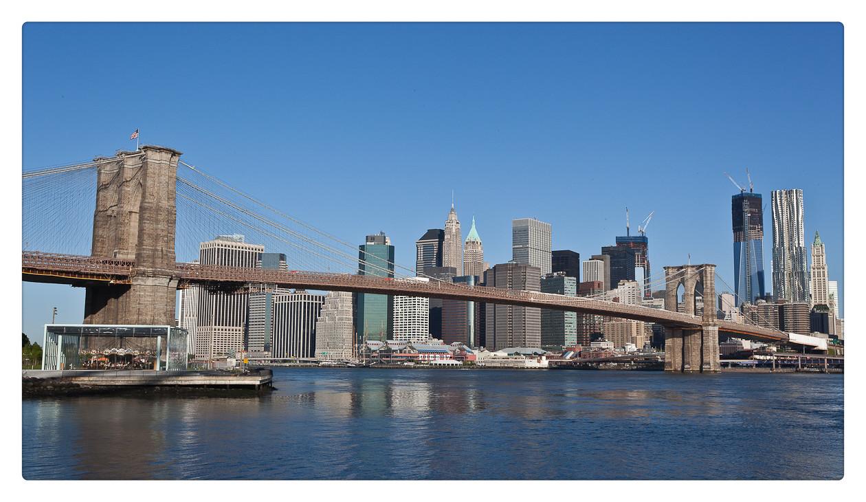 纽约长岛市江边风景_图1-12
