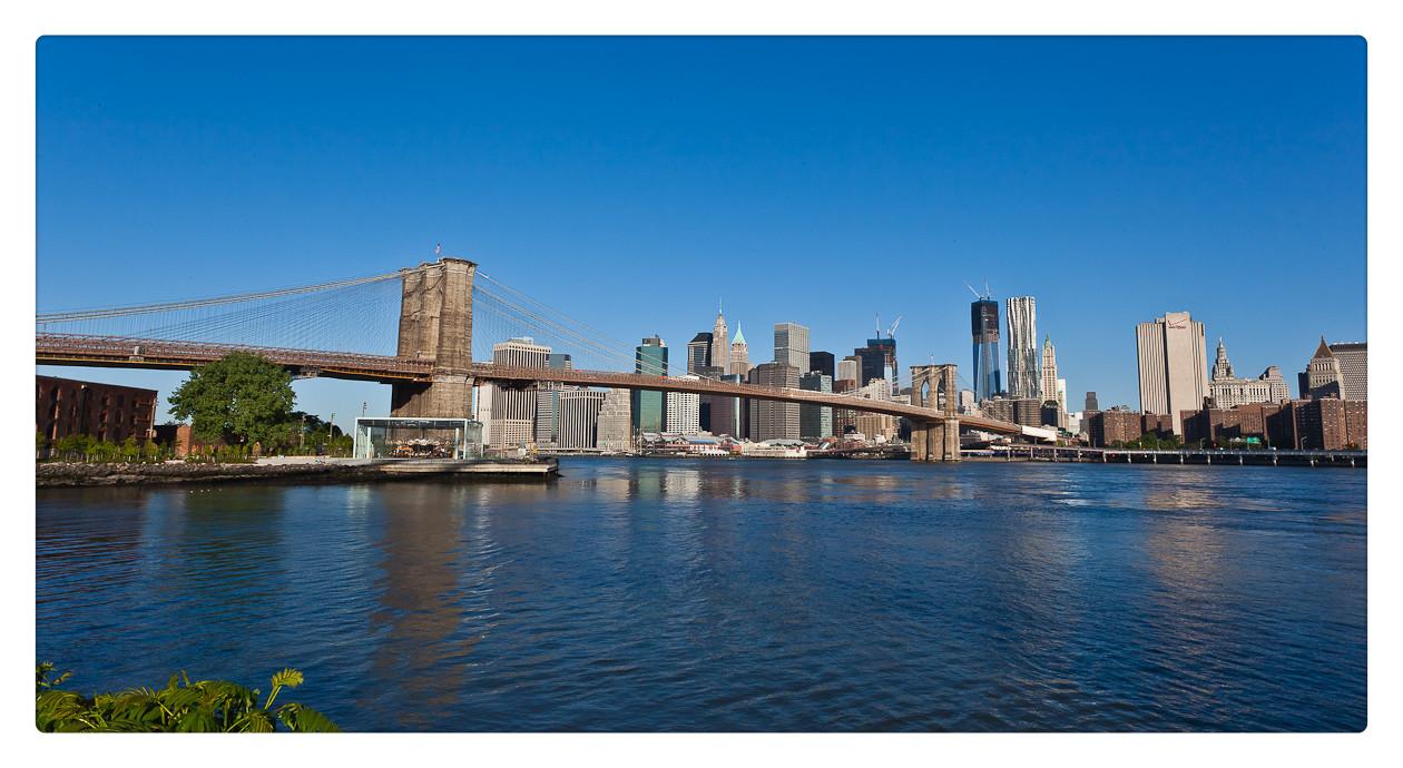 纽约长岛市江边风景_图1-13