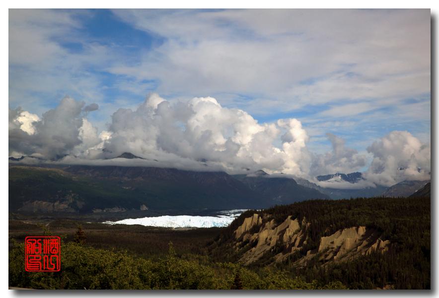 《原创摄影》:观景公路,景观如画:梦中的阿拉斯加之十九 ... ... ... ..._图1-1