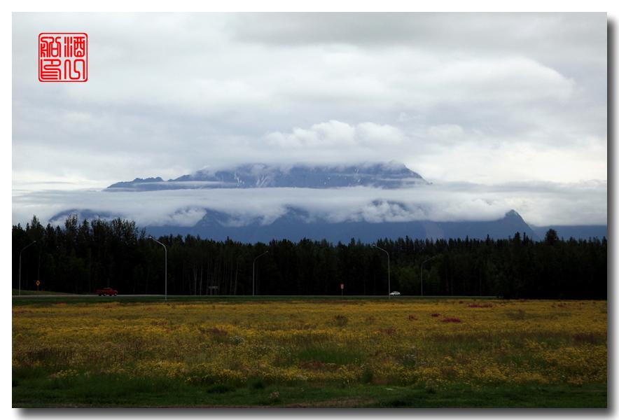 《原创摄影》:观景公路,景观如画:梦中的阿拉斯加之十九 ... ... ... ..._图1-3