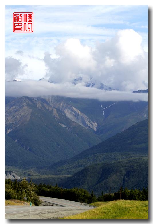 《原创摄影》:观景公路,景观如画:梦中的阿拉斯加之十九 ... ... ... ..._图1-5