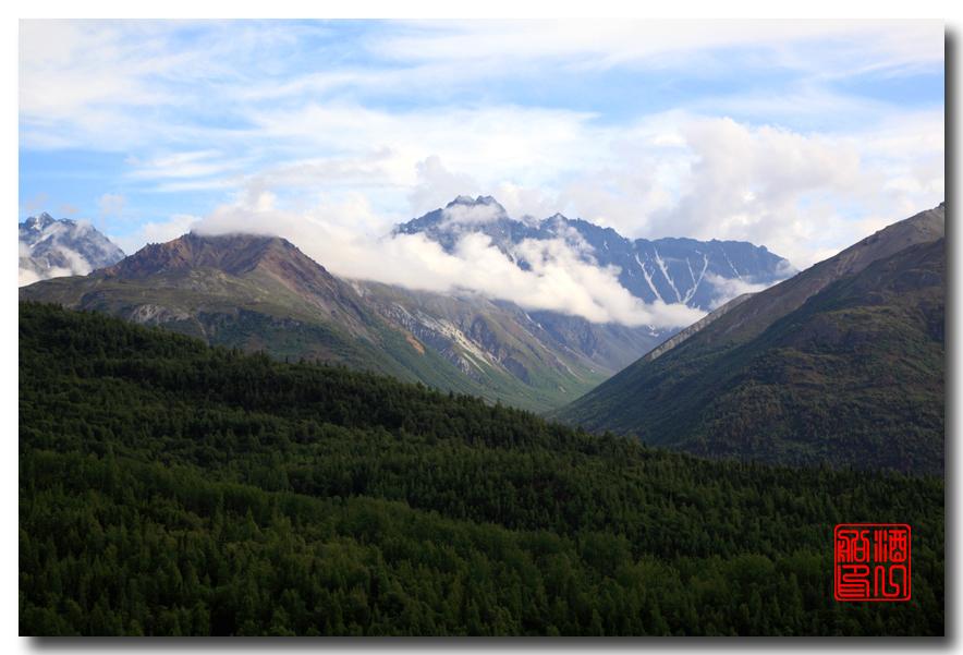 《原创摄影》:观景公路,景观如画:梦中的阿拉斯加之十九 ... ... ... ..._图1-6