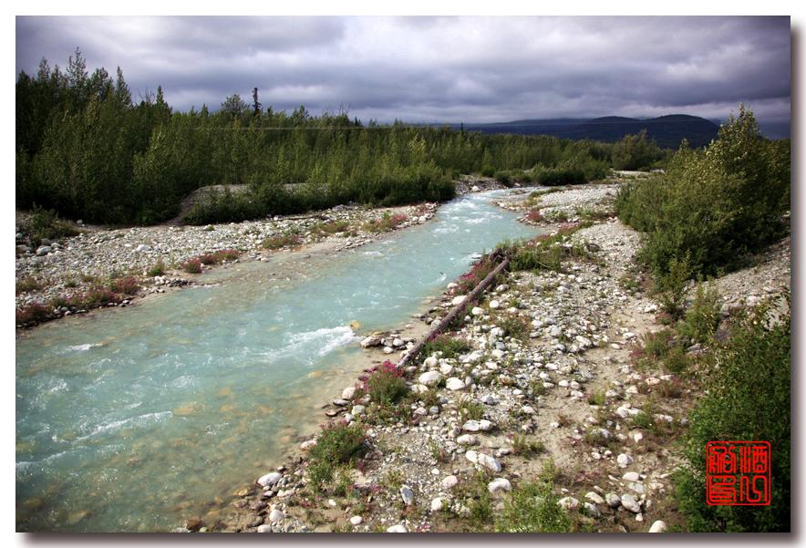 《原创摄影》:观景公路,景观如画:梦中的阿拉斯加之十九 ... ... ... ..._图1-8