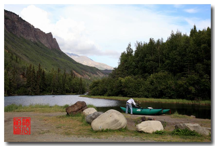 《原创摄影》:观景公路,景观如画:梦中的阿拉斯加之十九 ... ... ... ..._图1-9