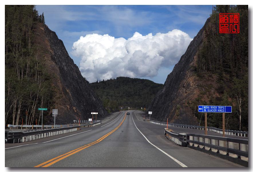 《原创摄影》:观景公路,景观如画:梦中的阿拉斯加之十九 ... ... ... ..._图1-14