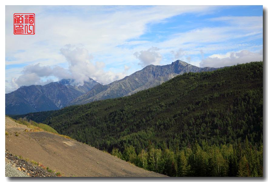 《原创摄影》:观景公路,景观如画:梦中的阿拉斯加之十九 ... ... ... ..._图1-15