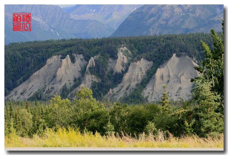 《原创摄影》:观景公路,景观如画:梦中的阿拉斯加之十九 ... ... ... ..._图1-17
