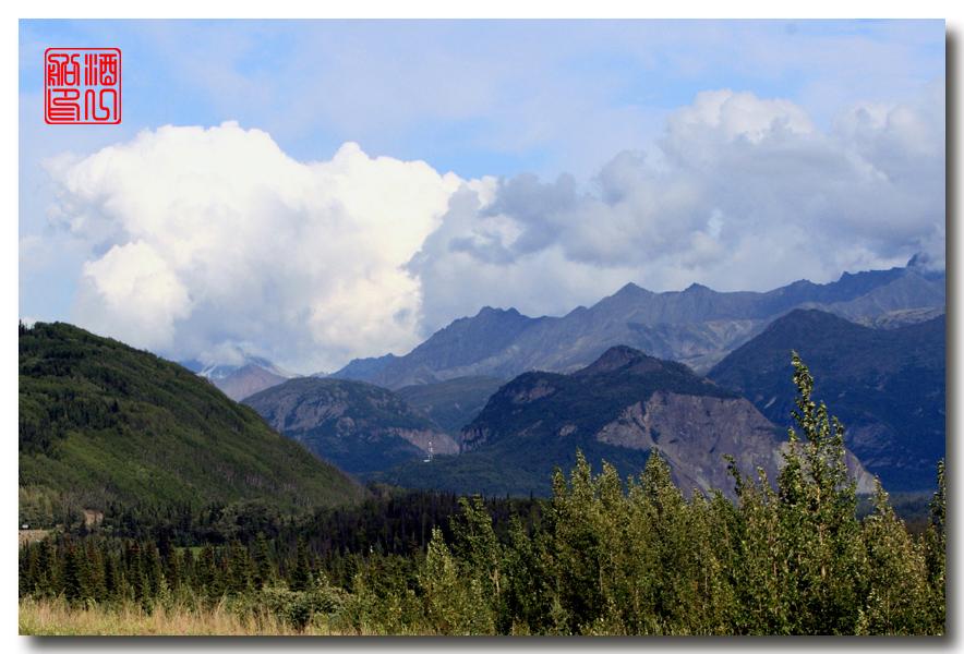 《原创摄影》:观景公路,景观如画:梦中的阿拉斯加之十九 ... ... ... ..._图1-18