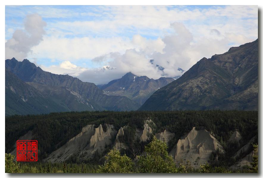 《原创摄影》:观景公路,景观如画:梦中的阿拉斯加之十九 ... ... ... ..._图1-20