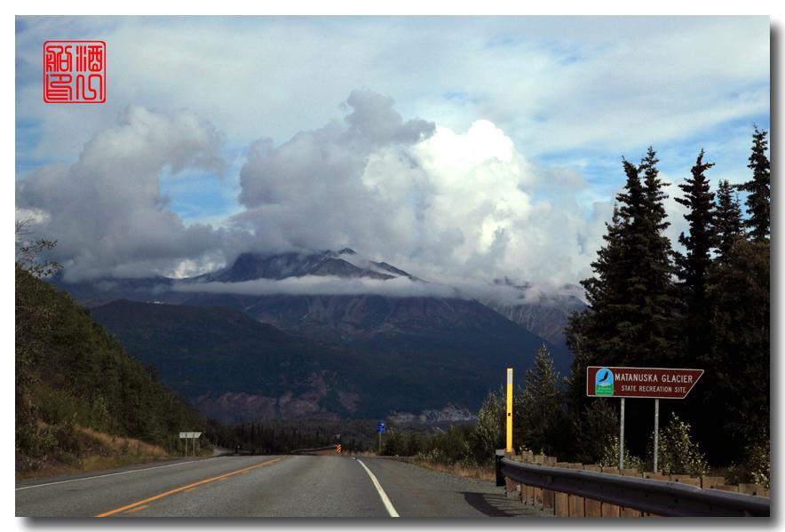 《原创摄影》:观景公路,景观如画:梦中的阿拉斯加之十九 ... ... ... ..._图1-22